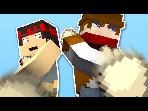 КОМАНДНАЯ РАБОТА (Minecraft: Смешные Моменты)