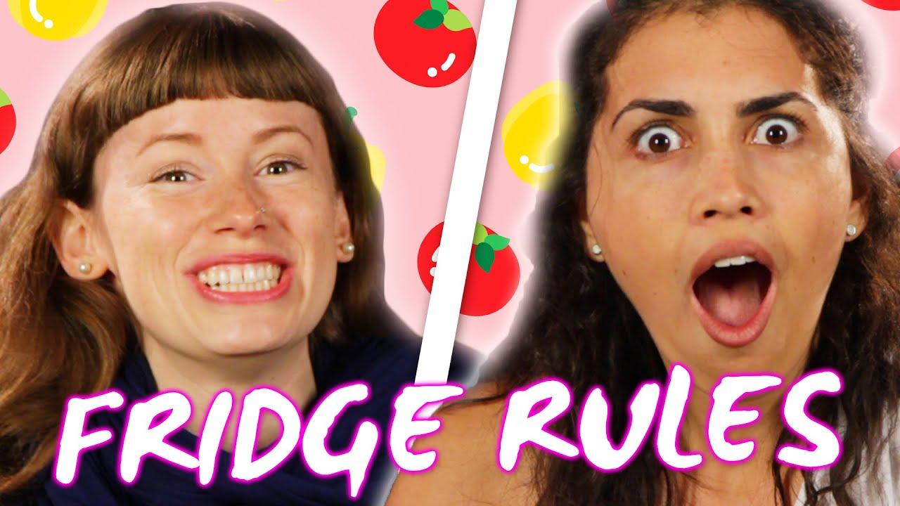 Roommates Battle Over Fridge Rules • Debatable Throwdown thumbnail