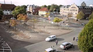 preview picture of video 'Busplatz Stuhr-Brinkum'
