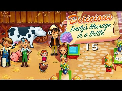 DELICIOUS: EMILY'S MESSAGE IN A BOTTLE • #15 - Überraschung in der Nacht | Let's Play