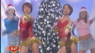 CHEEKY GIRLS - Cheeky Song (touch my bum) GMTV