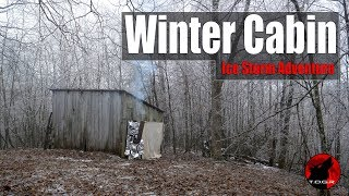 The Winter Cabin Ice Storm - Multiday Adventure