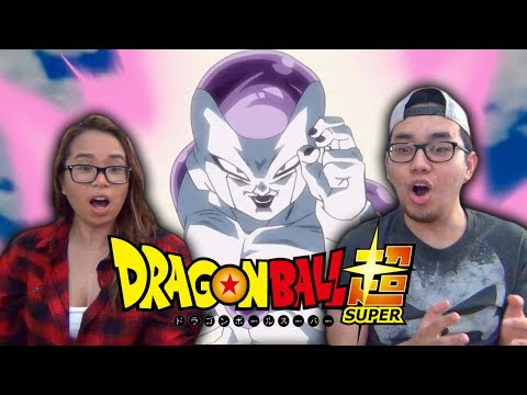 DRAGON BALL SUPER English Dub Episode 23 REACTION Goku and Vegeta's Arrival REVIEW