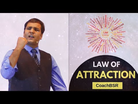 World's No 1 FREE Course on LAW of ATTRACTION by Bhupendra Singh Rathore - Video 1