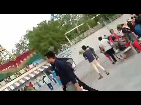العرب اليوم - شاهد: مقتل وإصابة العشرات في تحطّم لعبة