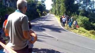 preview picture of video 'rally st-joseph 2013:épreuve des lianes:1er passage'