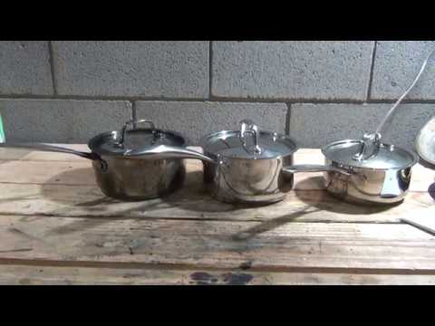 UPDATE - Cuisinart Chef's Classic Stainless 2-Quart Saucepan (part 2 of 2)