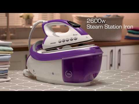 Swan 2600W Steam Station