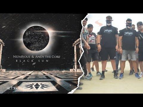 Nefarious & Andy The Core - Black Sun