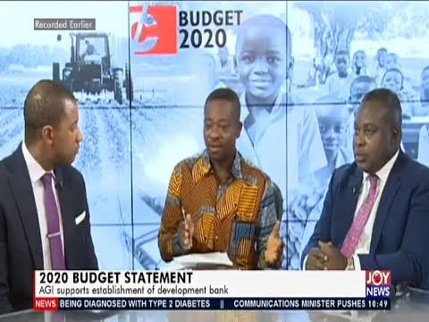 Business Desk on JoyNews (15-11-19)