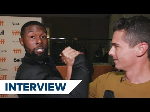 Who Could Take On The Predator? Trevante Rhodes, Boyd Holbrook & Cast Chime In | TIFF 2018