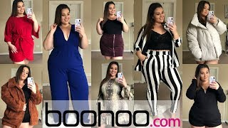 Huge Boohoo Try-On Haul! |Plus Size Fashion|