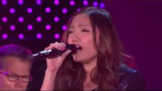 charice - In This Song Live on Oprah