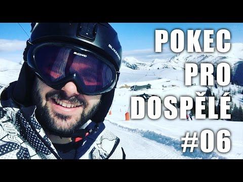 Lyžování a snowboarding | POKEC PRO DOSPĚLÉ #06 | Pedro