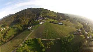 FPV Race Drone in Southern Germany (Black Forest)