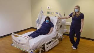 Hillrom   Centrella® Smart+ Bed   In-Service Video
