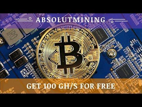 AbsolutMining.com отзывы 2020, обзор, новый дизайн, free 100 GHs bonus