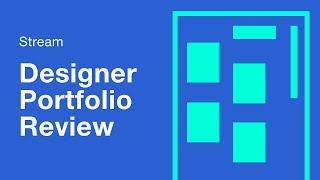 Interactive Design - Portfolio Review