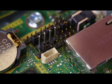 Dell EMC PowerEdge R640: Reset BIOS Password via Jumpers - смотреть