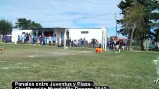 preview picture of video 'Clasificación para el Mundialito Danone 2012'