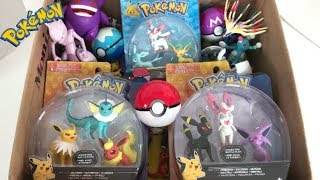 Leafeon  - (Pokémon) - EEVEE Evolution Jolteon Vaporeon Flareon Umbreon Sylveon Espeon Glaceon Leafeon Pokemon Figures