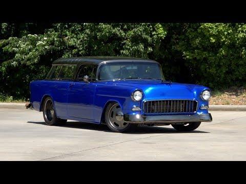 1955 Chevrolet Nomad (CC-1271032) for sale in Charlotte, North Carolina