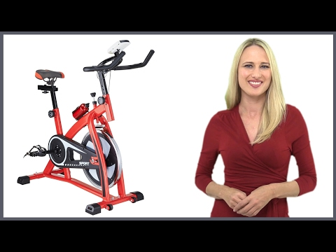 Pinty Pro Stationary Upright Exercise Bike Indoor Cycling Review