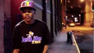 """Trademark Da Skydiver - """"Pre-Roasted"""" (feat. Curren$y & Young Roddy) [Official Video]"""