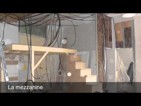 comment construire mezzanine garage la r ponse est sur. Black Bedroom Furniture Sets. Home Design Ideas