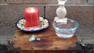 How to Bless & Cleanse Magical Stones