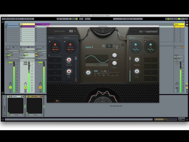 Sidechaining MOVEMENT in Ableton Live