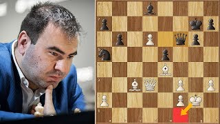 Oh Hell No! || Mamedyarov vs MVL || Riga FIDE Grand Prix (2019)