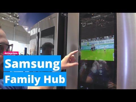 Con questo frigo Samsung puoi vederti le partite di calcio, e non solo! | Hardware Upgrade