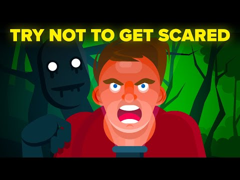 True Scary Stories - TRY NOT TO GET SCARED CHALLENGE 2019