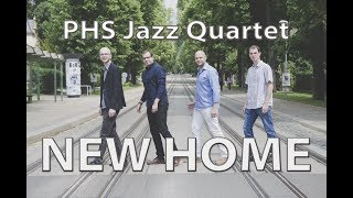 Video PHS Jazz Quartet | New Home | live @BJF2018 Liberec