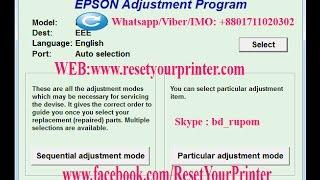 💐 Epson l120 adjustment program crack | Epson L220 Resetter Free