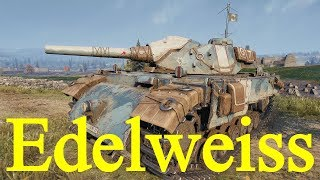 【WoT:Edelweiss】ゆっくり実況でおくる戦車戦Part429 byアラモンド