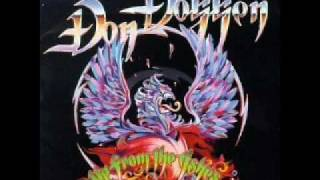 Don Dokken Live In Japan 91 Alone Again~Slippin' Away Acoustic.wmv