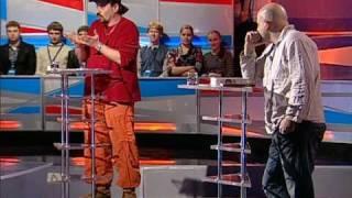 Драка Пояркова и Бузины в прямом эфире на ИНТЕРЕ