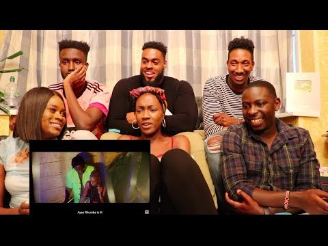 Sauti Sol Ft. Bensoul, Nviiri the Storyteller, Crystal Asige - Extravaganza ( REACTION VIDEO )