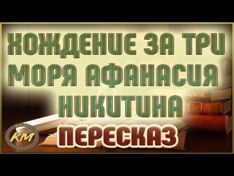 Хождение за три МОРЯ. Афанасий Никитин
