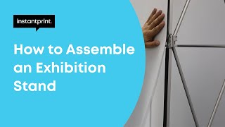 How To Assemble An Exhibition Stand: Setup Tutorial For Pop Up Event Stands