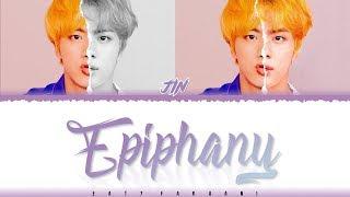 BTS JIN – 'EPIPHANY' Lyrics [Color Coded_Han_Rom_Eng]