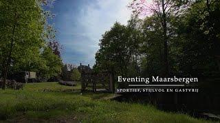 Eventing Maarsbergen - sportief, stijlvol en gastvrij