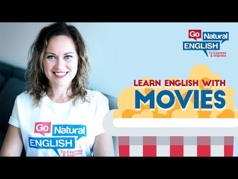 How to Learn English with Movies or TV Series