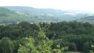 preview picture of video 'Blick über die Südvorstadt von Pirna'