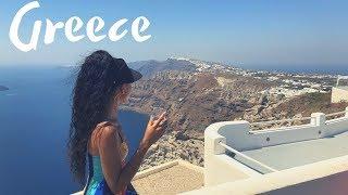 Royal Caribbean Greek Isles Cruise Vlog Part 1 (Rome, Santorini & Mykonos) July 2019