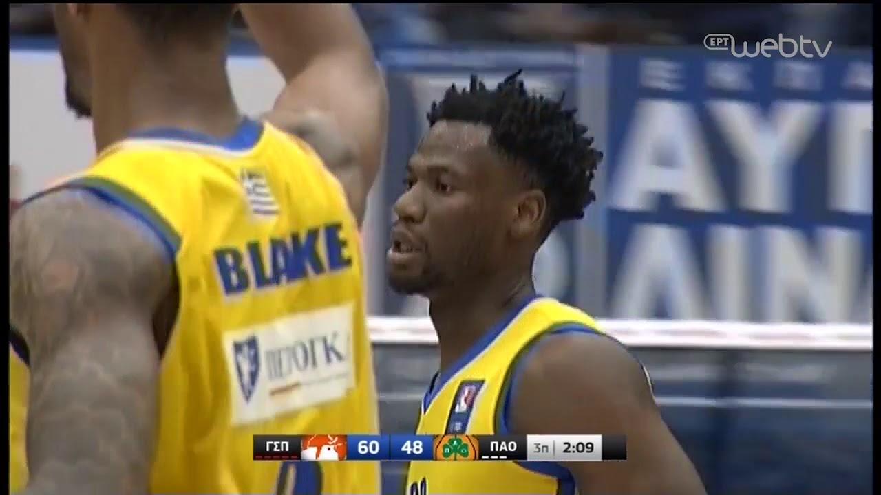 Basket League 2019-2020: ΠΕΡΙΣΤΕΡΙ – ΠΑΝΑΘΗΝΑΪΚΟΣ | HIGHLIGHTS | 15/12/2019 | ΕΡΤ
