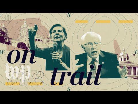 The Warren-Sanders alliance breaks down   On the 2020 trail