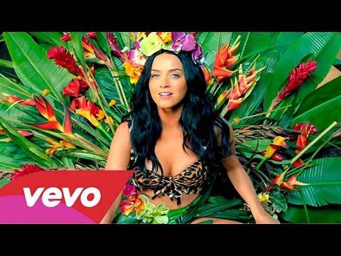 Katy Perry - Roar (Official) Music Video Inspired Eye Makeup Tutorial.